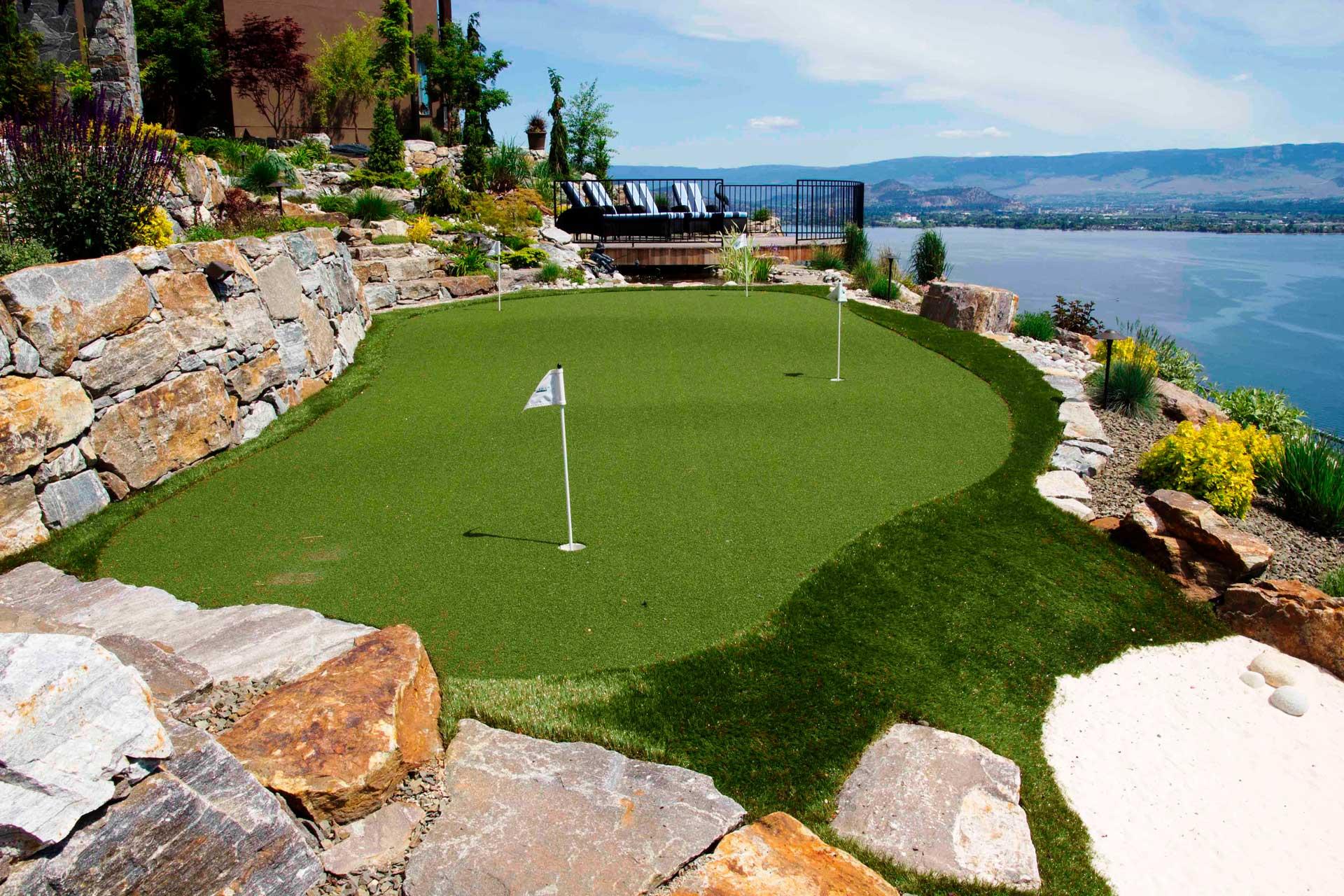 SYNLawn Artificial Turf Golf